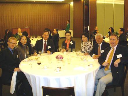 Tokyo Club Dinner Oct 2007  - 3