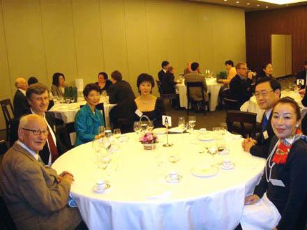 Tokyo Club Dinner Oct 2007  - 4