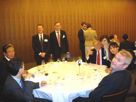 Tokyo Club Dinner Oct 2007  - 5