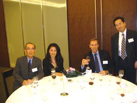 Tokyo Club Dinner Oct 2007  - 6