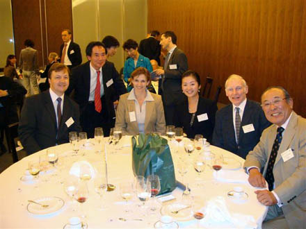 Tokyo Club Dinner Oct 2007  - 7