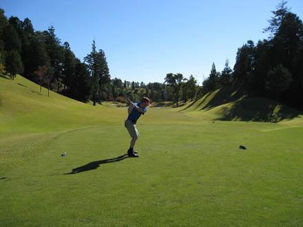 Golf 2007 Ibaraki Fairway