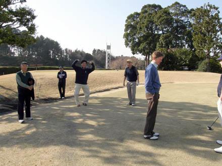 Hodogaya 2008 Golfers