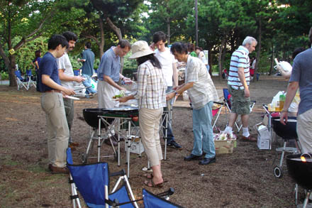Odaiba Day - Group activities