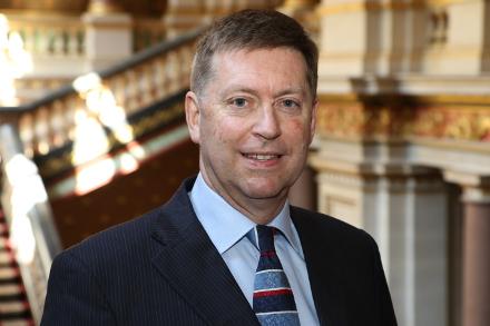 Mr Paul Madden